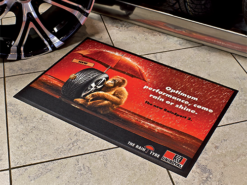 alfombras personalizadas y servicio de mantemimiento