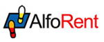 Alforent Mobile Retina Logo